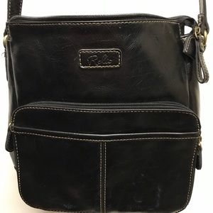 4 for $10 Black pocketbook